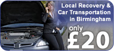Car Breakdown Recovery Birmingham