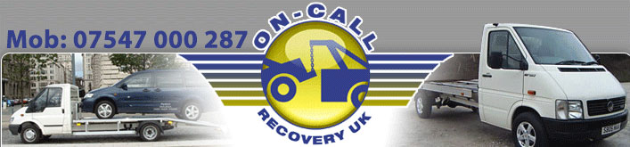 Welcome to on-callrecovery.co.uk